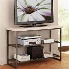 Capri Console Table I Riverside Furniture
