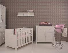 Happy Baby Milano real-white babykamer. Een sfeervolle babykamer voor jongens en meisjes.    Bezoek gerust onze website voor alle informatie