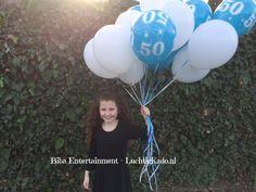 Heliumballonnen,  Leuk om foto's mee te maken! Gemaakt door Willemijn, Biba Entertainment, Luchtigkado.nl