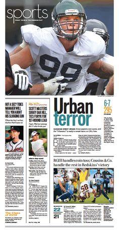 Sports, Aug. 9, 2013.