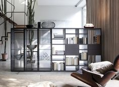 Lounge | Resource Furniture | Shelving Storage System