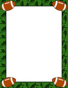 Free rugby border templates including printable border paper and clip art versions. File formats include GIF, JPG, PDF, and PNG. Rugby, Page Borders, Borders Free, Football Invitations, School Border, Printable Border, Create Flyers, Sports Flyer, Birthday Cards For Boys