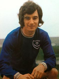 Norman Piper - creative midfield wasted in the Portsmouth team of that era 1970-1978
