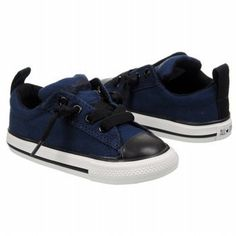 Losver Toddler Boys Canvas Sneakers Star Navy