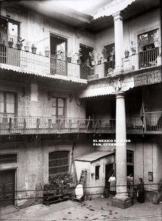 Así era la Ciudad de México (fotos antiguas)...Entra