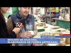Moldes de silicona en ARAGON TV