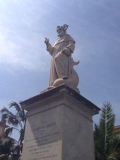 Statua di Sant'Antonino - Piazza Sant'Antonino, Sorrento