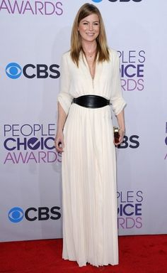 Ellen Pompeo at the People's Choice Awards 2013
