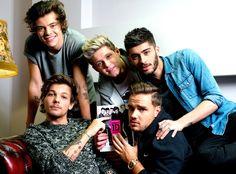 Zayn Malik, Liam Payne, Louis Tomlinson, Niall Horan, Harry Styles, One Direction