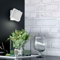 Biała lampka nocna LED Fox bezpieczne & wygodne zakupy w sklepie internetowym Lampy.pl.