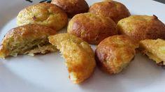 La cocina italiana de Carmen: Croquetas de calabacín y queso