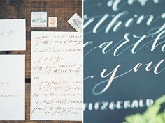 Oh So Beautiful Paper: Calligraphy Inspiration: Wondrous Whimsy