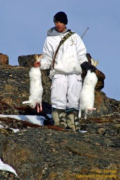 Good rabbit hunt, photo by J. Rabbit Hunting, Arctic, Kayaking, Best Gifts, Fishing, Camping, Clothing, How To Wear, Pictures