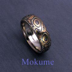 Mokume Gold