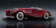 1936 Mercedes-Benz 500K Roadster