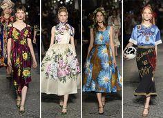Dolce & Gabbana Alta Moda Fall 2016 Couture Collection