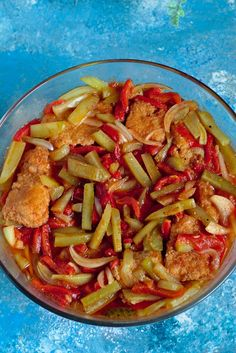 Kung Pao Chicken, Ratatouille, Food And Drink, Cooking, Ethnic Recipes, Diet, Polish Food Recipes, Chef Recipes, Kitchen