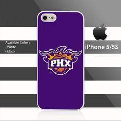 Phoenix Suns logo iPhone 5 5s Case Cover