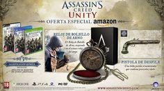 Assassin's Creed: Unity es la evolución de última generación de la franquicia de gran éxito de ventas creada con el nuevo motor Anvil. Desde la Toma de la Bastilla hasta la ejecución de Luis XVI, vive la Revolución Francesa como nunca y ayuda al pueblo de Francia a labrar un destino totalmente distinto.