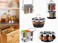 Bárbara Volnei: Organizando sua Cozinha