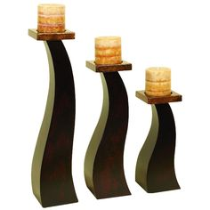 Delight the spaces with dancing lights, this wooden candle holder is an excellent anytime decor upgrade option with great utility for anyone. Designed exclusively for limited edition, it is a unique a
