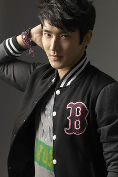 SiWon for Bench, korea, korean fashion, kfashion, men's wear, men's fashion, asian fashion, asia