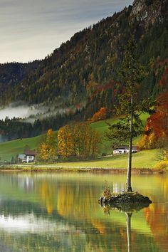 Hintersee, Germany (by Norbert Liesz)