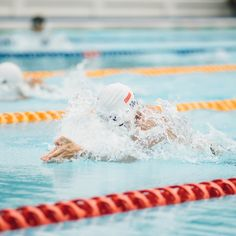 Just in time for summer, here are some exercises that will help competitive swimmers or anyone taking up swimming as there for of exercise.