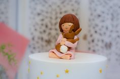 Belle and boo cake