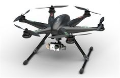 Carbon Black Walkera TALI H500 GPS Hexacopter Drone!  FPV Ready to Fly right out of the box!  www.HobbyFlip.com http://minivideocam.com/product-category/stabilizers/ http://minivideocam.com/product-category/stabilizers/