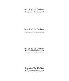 Project management consultancy services needs a... Elegant, Serious Logo Design by JohnM.