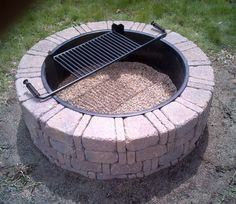 Gorgeous Steel Fire Pit Rings 17 Best Images About Fire Pits On Pinterest Metal Fire Pit Fire