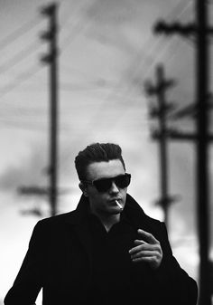 Michael Pitt by Mason Poole for Flaunt Magazine