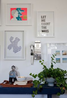 frame wall #styling #decor