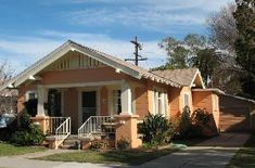 craftsman bungalows in long beach california