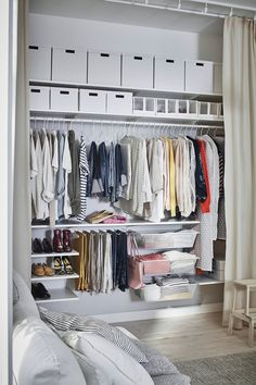 A durable hanger that can be used indoors or for hanging clothes to air or dry outdoors. It takes up very little space in wardrobes so you have more space for your clothes. Recycling Facility, Hanging Clothes, Wardrobes, Indoor Outdoor, Home Decor, Organize, Space, Bedroom, Products