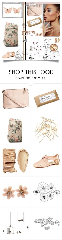 """""""Chilled"""" by alongcametwiggy ❤ liked on Polyvore featuring Delfina, H&M, Williams-Sonoma, Current/Elliott, Monki, Candela, Linda Farrow, Van Cleef & Arpels, Polaroid and Percival"""