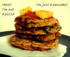hawaii vegan pancakes like pizza