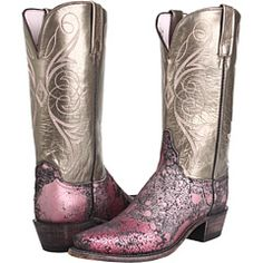 Lucchese pink metallic boots          Clothing     Bags & Handbags     Watches     Sunglasses     Accessories     Jewelry     Electronics     Housewares     Beauty     Women     Men     Kids     Gift Certificate     Clearance     Shoes Clothing Bags Accessories Clearance Women's Men's Kids' Brands Alphabetical Brand Index # A B C D E F G H I J K L M N O P Q R S T
