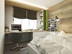 Amenajare simpla, dar moderna, a unui apartament de 3 camere | CasaMea.ro
