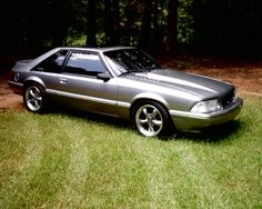 Nice Fox Body Mustang...looks so much like my last one...wish I'd never sold it.