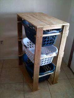 Clothes storage for walkin closet