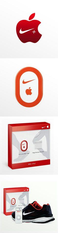 Nike + Apple #Cobranding
