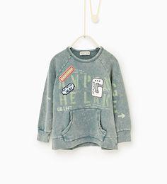Sweatshirts - Boys   ZARA United States