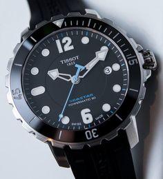 Tissot Sea Star, classy wrist wear