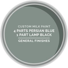 Mix your own colors with these formulas from General Finishes Color Lab. Most of these formulas are from the Milk Paint Mixing Deck, available at GF retailers and distributors. General Finishes recommends mixing only the amount of paint you need at point of use only.
