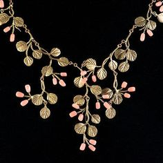 Strawberry Necklace - Large - Michael Michaud Jewelry - Silver Seasons
