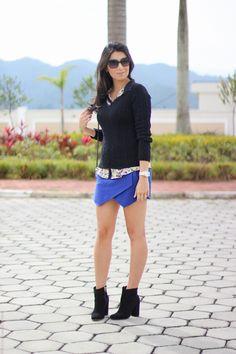 look do dia saia assimétrica fashion estilo moda borboletas na carteira-5