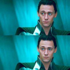 I am Loki of Asgard, and I am burdened with glorious sass