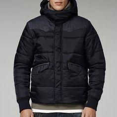 G-Star RAW—Western Hooded Jacket-Men-Jackets